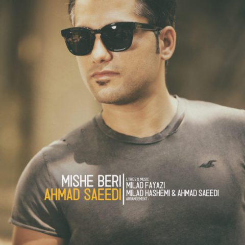 آهنگ احمد سعیدی | میشه بری
