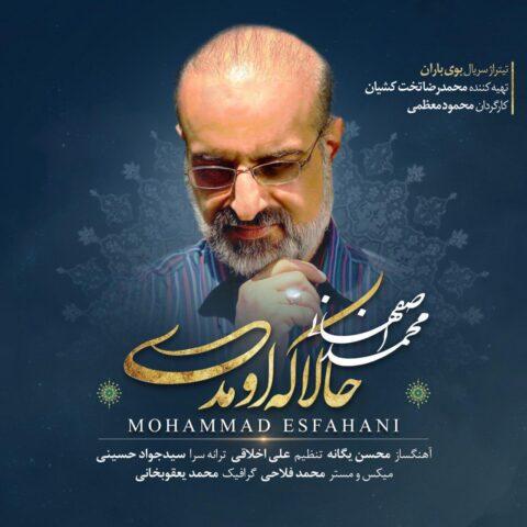 آهنگ محمد اصفهانی | حالا که اومدی